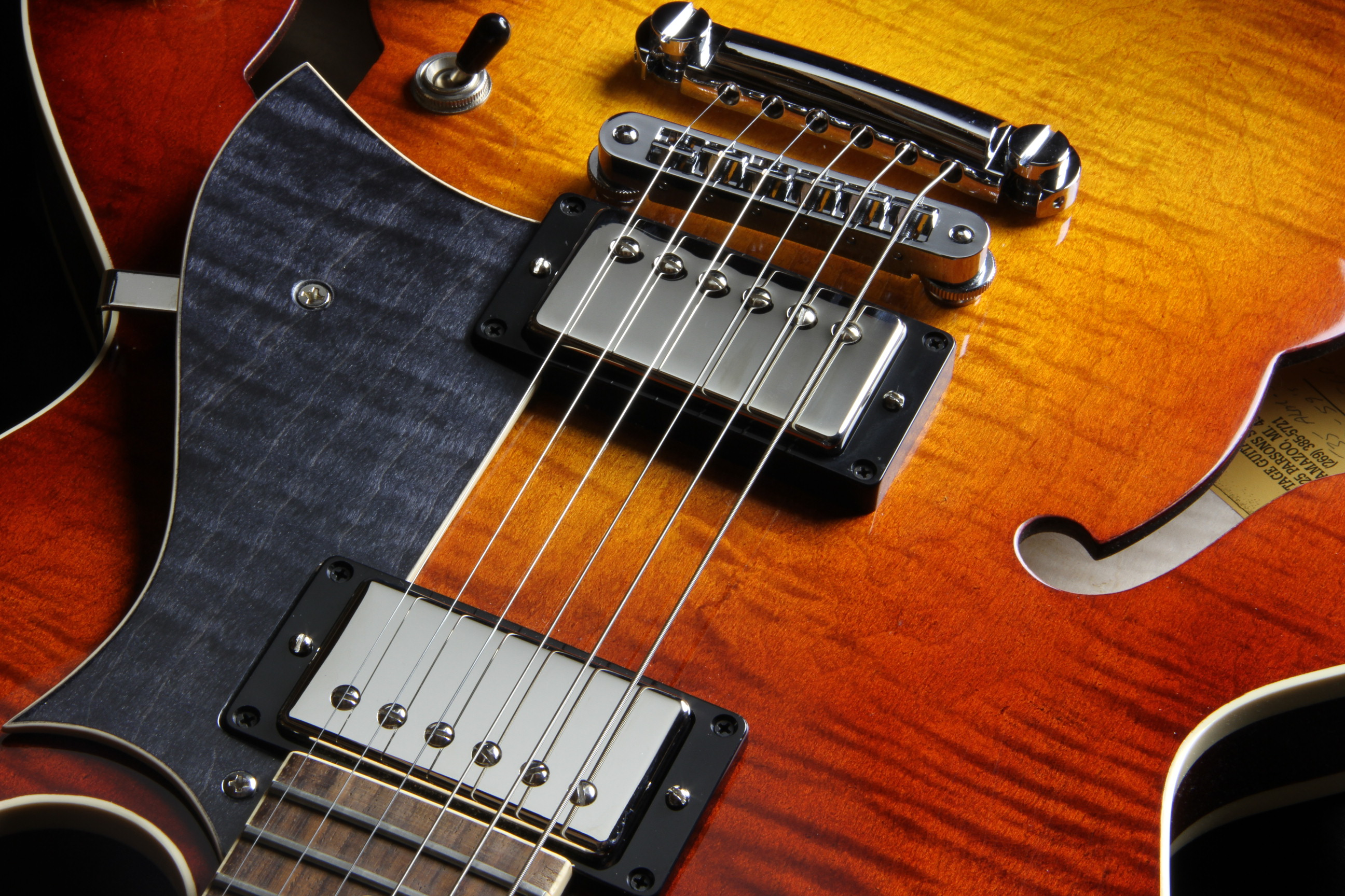Heritage heritage guitars eddie's guitars Heritage 535 Guitar at eliteediting.co