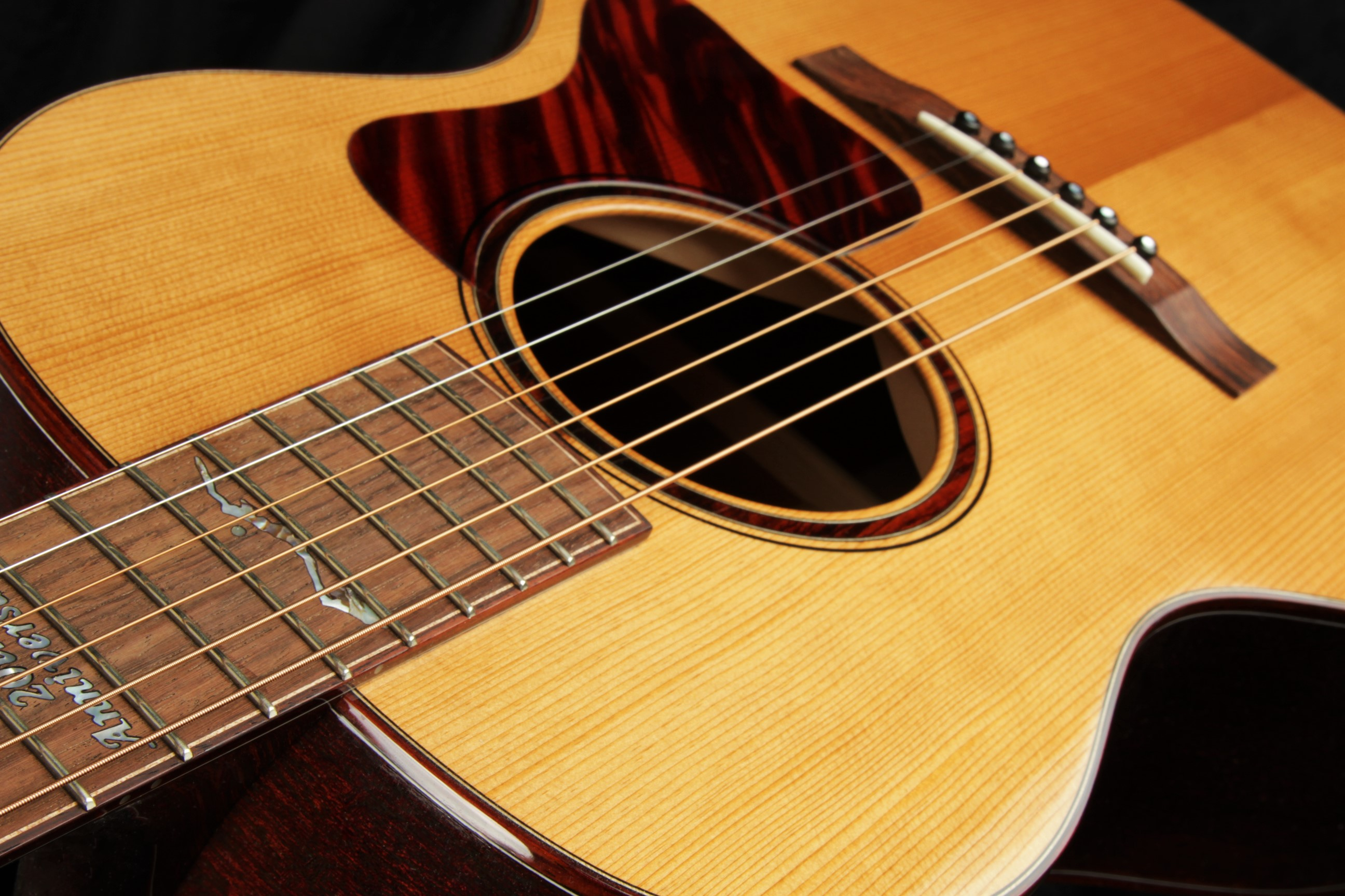 Acoustic Guitar Brands