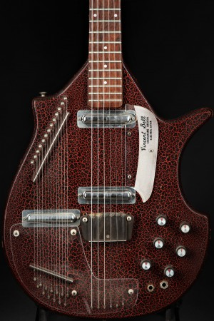 Used - Danelectro Vincent Bell Coral Sitar/Celebrity Owned (1960s)