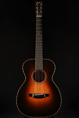 Used/Demo - Bourgeois 0-Country Boy - Sunburst