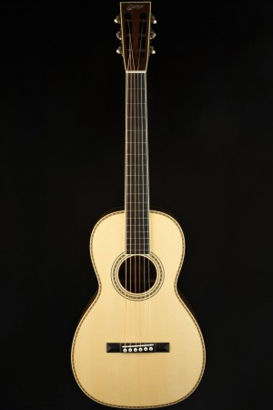 Used - Collings Parlor Deluxe 2A T Madagascar/Collings Traditional Handcrafted Case (2019)