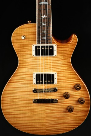 Used/Demo - Paul Reed Smith Private Stock #7405 Singlecut McCarty 594 - Vintage McCarty Smoked Burst