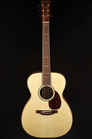 Used/Demo - Bourgeois OM-42 Short Scale Guatemalan