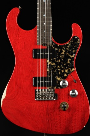 Asher Marc Ford Signature - Trans Cherry