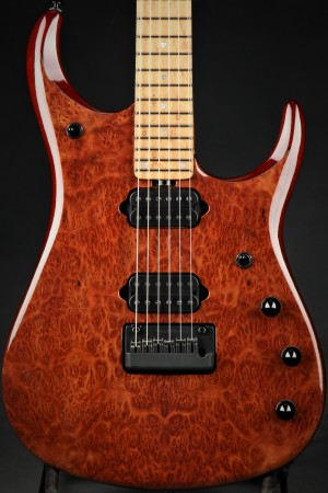 Ernie Ball Music Man Eddie's Guitars Exclusive BFR JP15 - Jarrah Burl/Roasted Birdseye Maple