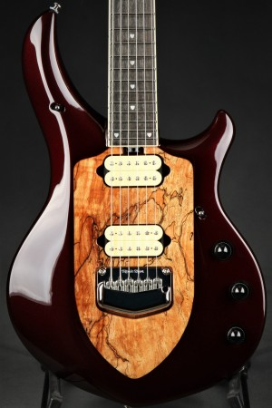 Ernie Ball Music Man BFR Majesty - Jester Red/Signed #36 of 60/New Old Stock