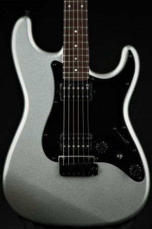 Fender Limited Edition Boxer Series Stratocaster - Inca Silver/B Stock