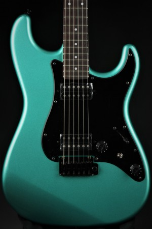 Fender Limited Edition Boxer Series Stratocaster - Sherwood Green Metallic