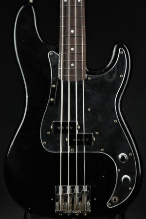 Fender Custom Shop Limited Edition Phil Lynott Precision Bass Master Built John Cruz - Black