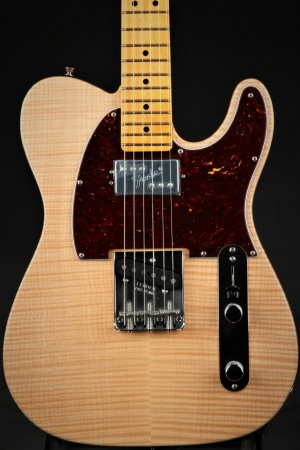 Fender Rarities Flame Maple Top Chambered Telecaster - Natural/B Stock
