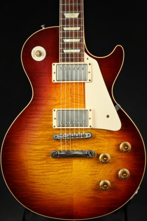 Gibson Custom Shop '59 Les Paul Standard Reissue VOS Bourbon Burst 8.11 #921127