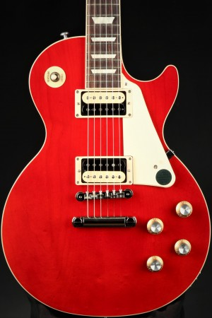 Hold - Gibson Les Paul Classic Translucent Cherry 9.11 #233700282