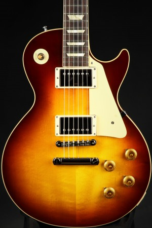 Gibson Custom Shop '58 Les Paul Standard Gloss Bourbon Burst 8.13 #80219