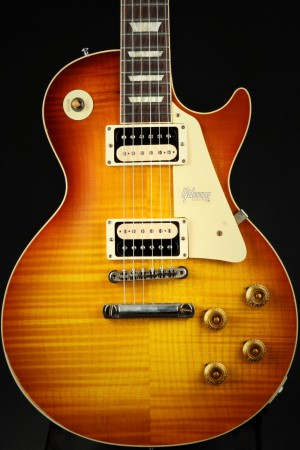 Gibson Custom Shop '58 Les Paul Standard Lightly Aged Kentucky Bourbon Fade 8.10 #891208