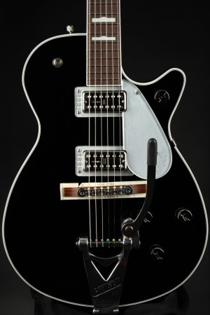 Gretsch G6128T-89 Vintage Select '89 Duo Jet with Bigsby, Rosewood Fingerboard - Black