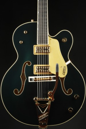 Gretsch G6196T-59 Vintage Select Edition '59 Country Club Hollow Body with Bigsby, TV Jones - Cadillac Green Lacquer