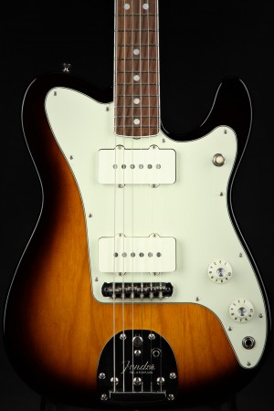 Fender Limited Edition Parallel Universe Jazz Tele - Rosewood Fingerboard - 2-Color Sunburst/B Stock