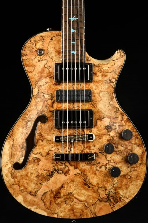 Paul Reed Smith Private Stock #9017 Singlecut 594 Semi Hollow - Spalted Maple