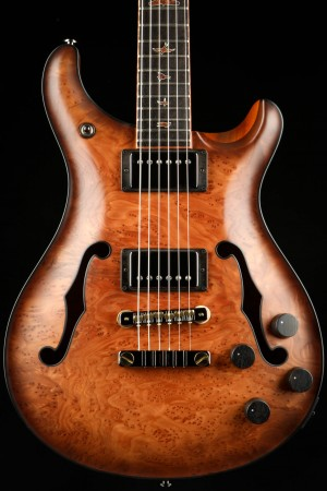 Paul Reed Smith Private Stock #9013 McCarty 594 Hollowbody II - Redwood/Fiddleback Mahogany