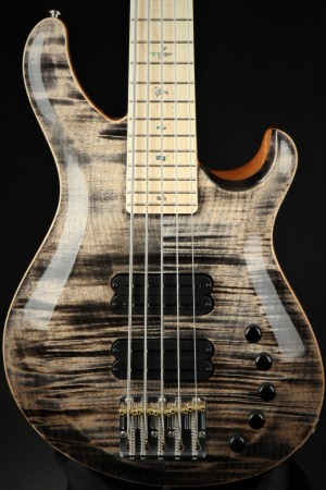 Paul Reed Smith Grainger 5 String Bass - Charcoal