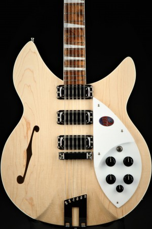 Rickenbacker 1993 Plus - Maple Glo