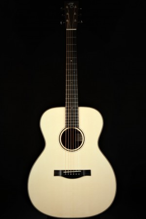 Santa Cruz OM Custom - Moon Spruce/The Tree Mahogany