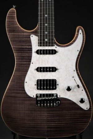 Used/Demo - Suhr Standard Roasted - Trans Charcoal