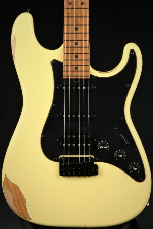Suhr Classic Antique Roasted - Vintage Yellow