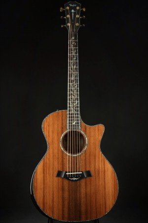Taylor PS14ce/V-Class Bracing/Blackwood - Sinker Redwood