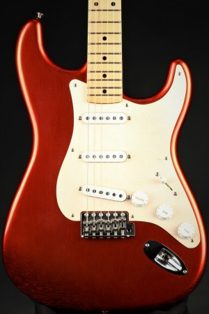 Used - Fender Custom Shop Limited '55 Dual-Mag Stratocaster Closet Classic - Candy Apple Red (2019)