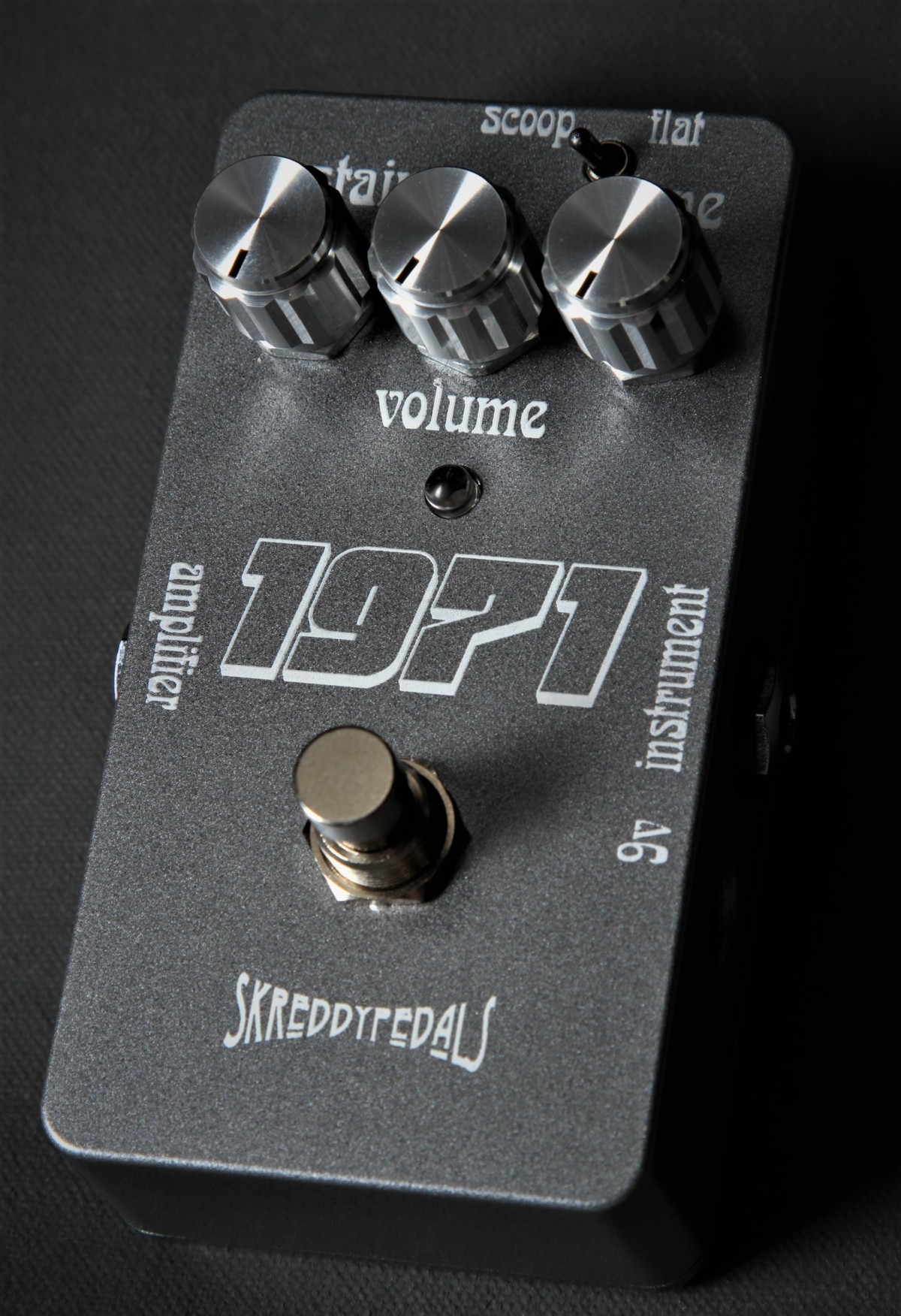skreddy 1971 distortion overdrive pedals types of guitar pedals effects. Black Bedroom Furniture Sets. Home Design Ideas