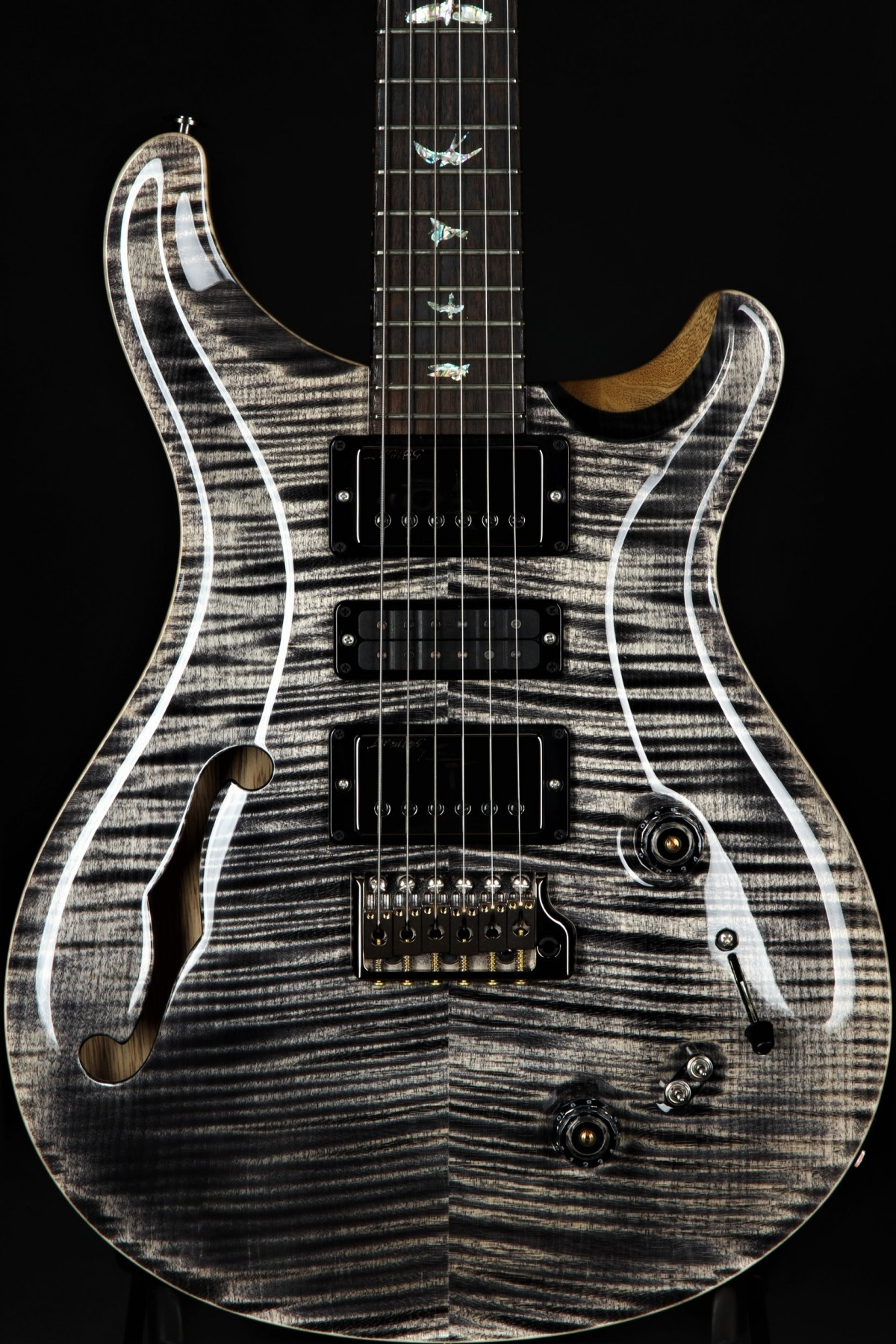 eddies guitars 39 exclusive prs wood library special semi hollow eddie 39 s guitars. Black Bedroom Furniture Sets. Home Design Ideas